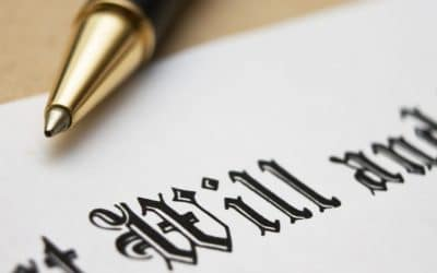 The requirements for a valid will